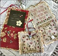Sheep Needle Case Kit from Shepherd's Bush - click for a larger view