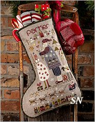 Parker's Stocking from Shepherd's Bush - click for a larger view