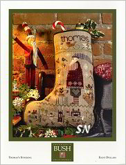 Thomas's Stocking from Shepherd's Bush - click for a larger view