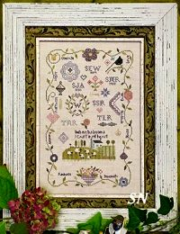 The Lessons Sampler Kit from Shepherd's Bush - click for a larger view