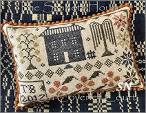 On Coverlet Court from Scarlett House - click for more