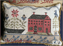 On Stoneware Street from Scarlett House - click for more