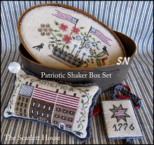 Patriotic Shaker Box Set from Scarlett House - click for more