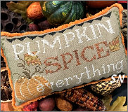 Pumpkin Spice Everything from Scarlett House - click for more