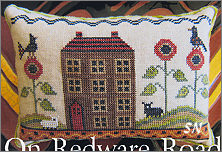 On Redware Road from Scarlett House - click for more