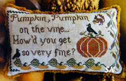 Pumpkin, Pumpkin from Scarlett House - click for more