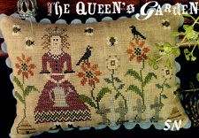The Queen's Garden from Scarlett House - click for more