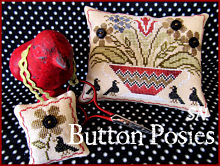 Button Posies from Scarlett House - click for more
