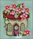 Flower Pot House from Shannon Christine Designs - click to see more