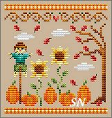 Pumpkin Patch from Shannon Christine Designs - click to see more