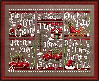 Holly Days Collection from Shannon Christine Designs - click to see more