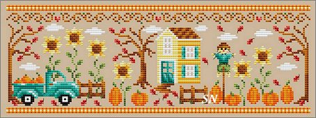 The Pumpkin Farm Series from Shannon Christine Designs - click to see more