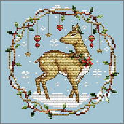 Woodland Deer from Shannon Christine Designs - click to see more