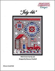 July 4th from Shannon Christine Designs - click to see more