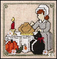Itty Bitty Kitty Thanksgiving from The Sweetheart Tree - click to see more