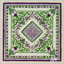 Sparker in Lavender from The Sweetheart Tree - click to see more