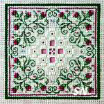 Teeny Hardanger IV from The Sweetheart Tree - click to see more