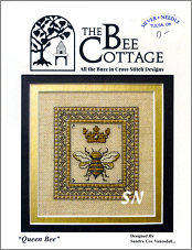 Queen Bee from The Bee Cottage - click to see more