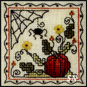 Teenie Tiny Halloween I from The Sweetheart Tree - click to see more