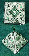 Pretty Pyramid #3 Shamrocks Rock from The Sweetheart Tree - click to see more