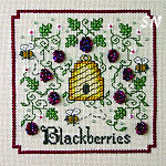 A-Buzz for Blackberries from The Sweetheart Tree - click to see more