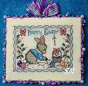 The Busy Easter Bunny from The Sweetheart Tree - click to see more
