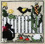 Itty Bitty Kitty - Garden from The Sweetheart Tree - click to see more