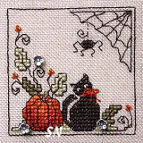 Itty Bitty Kitty Halloween from The Sweetheart Tree -- click to see a more