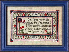 Our Flag Does Not Fly from The Sweetheart Tree - click to see more