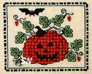 Tiny Plaid Pumpkin from The Sweetheart Tree - click to see more