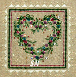 Potpourri Heart from The Sweetheart Tree - click to see more