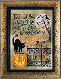 Halloween Bright from Silver Creek Samplers - click for more