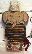 The Animal Cracker - Humphrey from Stacy Nash -- click to see more