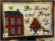 Be Kind & True Thread Keep -- click to see more