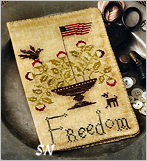 Freedom Needle Book -- click to see more
