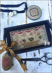 Berry Basket Sewing Tray from Stacy Nash -- click to see more -- click to see more