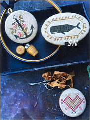 Nantucket Sewing Set from Stacy Nash -- click to see more