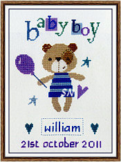Madison Baby Boy from The Stitching Shed -- click to see a larger view