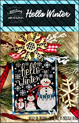 Stitching With The Housewives Presents Hello Winter - click to see more