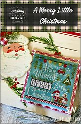 Stitching With The Housewives A Merry Little Christmas - click to see more