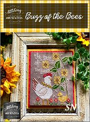 Stitching With The Housewives Buzz of the Bees - click to see more