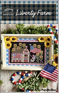 Stitching With The Housewives Liberty Farm - click to see more