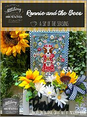 Stitching With The Housewives Ronnie & The Bees - click to see more