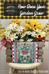 Stitching With The Housewives How Does Your Garden Grow? - click to see more
