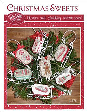 Christmas Sweets from Sue Hillis -- click to see more