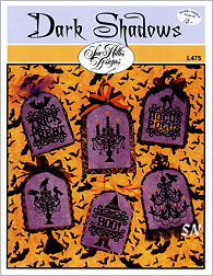 Dark Shadows from Sue Hillis -- click to see more