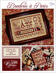 Broderie a Paris from Sue Hillis -- click to see more