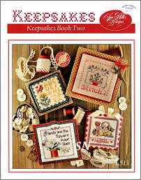 Keepsakes TWO from Sue Hillis - click to see more