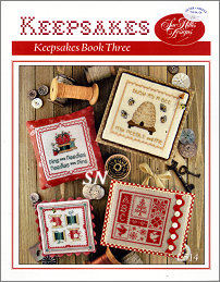 Keepsakes THREE from Sue Hillis - click to see more