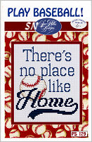 Baseball from Sue Hillis -- click to see more